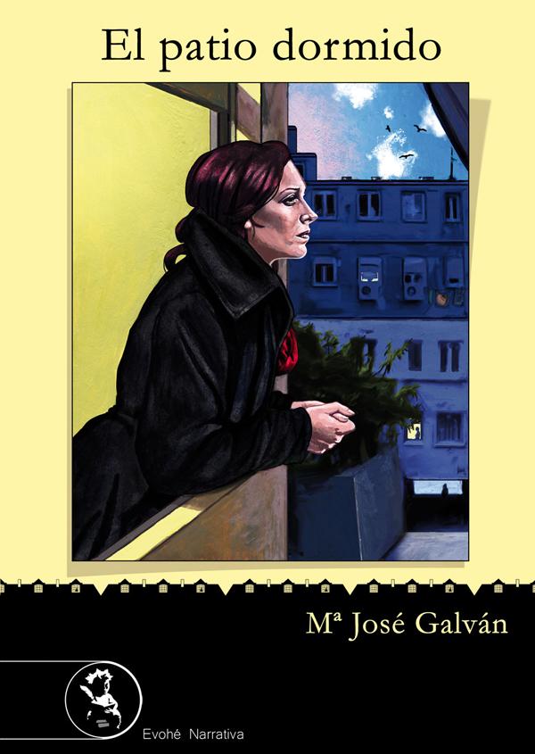 El patio dormido – Mª José Galván